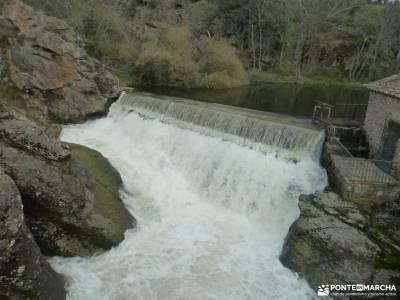 Río Cega,Santa Águeda–Pedraza; rutas sierra de cazorla agencias de viajes en madrid batalla de c